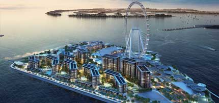Bluewaters Luxury Off plan
