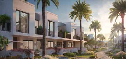 Expo Golf Villas by Emaar Podium for sale in Dubai