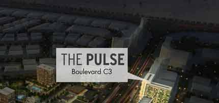 The Pulse Boulevard C3 by Dubai South