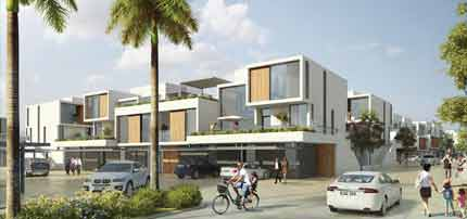 The Pulse Townhouses by Dubai South