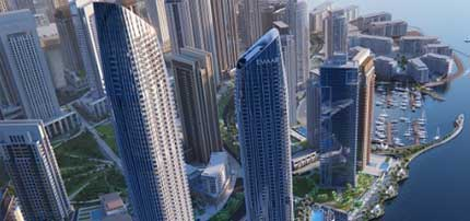The Address Harbour Point by Emaar